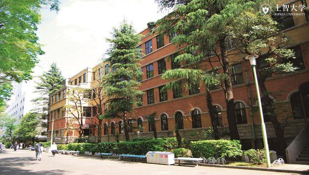上智大学のキャンパス