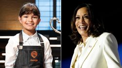How Junior MasterChef Winner's Victory Reflects Kamala Harris's