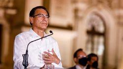 Perú destituye a su presidente, Martín Vizcarra, acusado de
