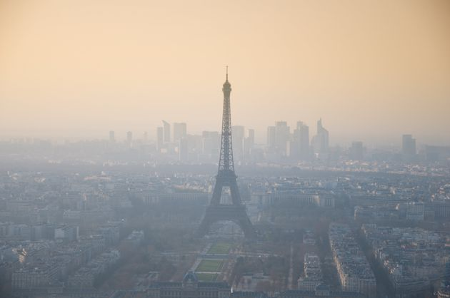 Le reconfinement a fait baisser la pollution de l'air, mais moins qu'en mars (Photo