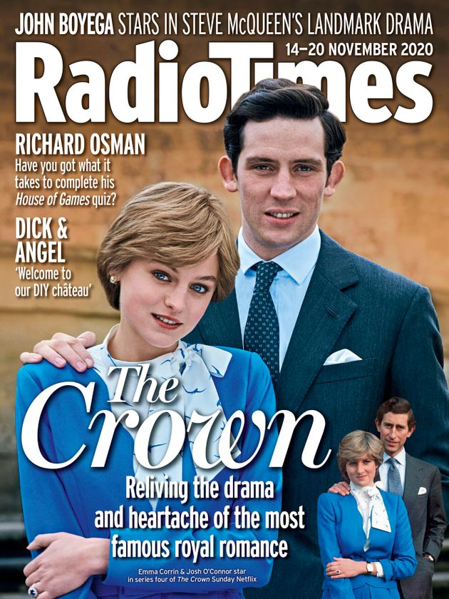 The Crown's Emma Corrin Explains Why She 'Feels Sorry' For The Real-Life Royal