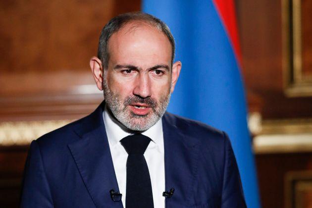 アルメニアのパシニャン首相