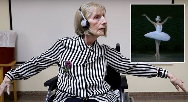 Ballet Dancer With Alzheimer's Remembering Swan Lake Will Move You To Tears