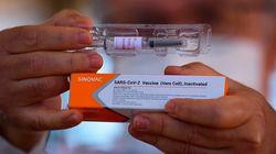 Suspenden temporalmente los ensayos de la vacuna china de Sinovac por un