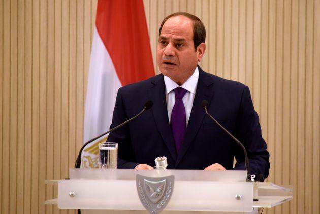 Επίσκεψη του Αιγύπτιου προέδρου Σίσι στην