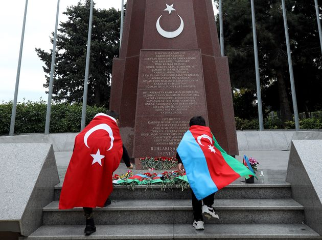 Πανηγυρισμοί με τούρκικες...