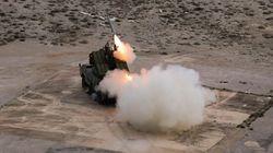 Ασκήσεις με βολές αντιαεροπορικών όπλων στο Πεδίο Βολής