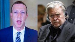 Facebook cierra varias páginas vinculadas a Steve Bannon, exasesor de