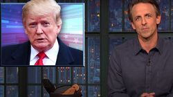 Seth Meyers Names The 'Most Irritating Thing' About
