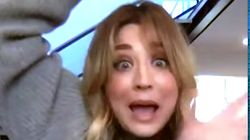 Kaley Cuoco Thought Club Was Yelling Her Name, But She Was In