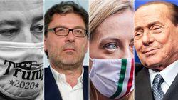 Salvini vs Giorgetti, Lega vs Forza Italia: la sconfitta di Trump fa male alla destra italiana (di F.
