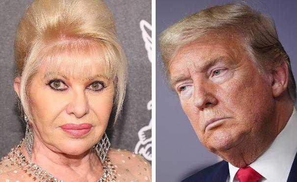 Ivana Trump; Donald