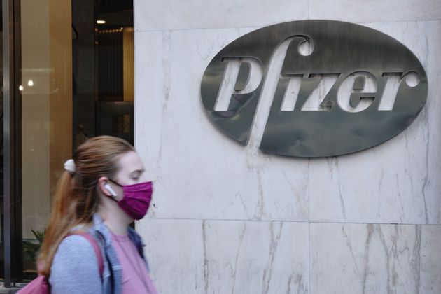 Pharmaceutical company Pfizer announced positive early results on its Covid-19 vaccine trial and has...