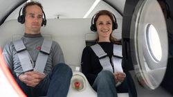 Hyperloop Virgin completa con éxito su primer viaje con