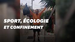 Courir et ramasser ses déchets dans son kilomètre, le défi écolo du