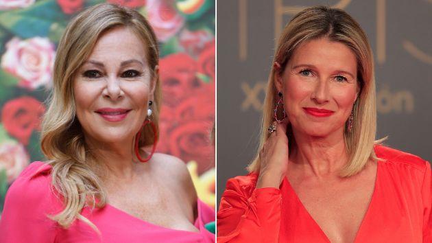 Ana Obregón y Anne Igartiburu darán las Campanadas en TVE.
