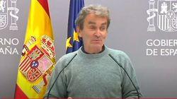Fernando Simón da un corte a una periodista: con una sonrisa en la boca pero