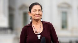 Deb Haaland: 'Of Course' I'd Be Interested In Being Biden's Interior
