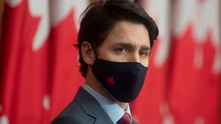 Trudeau Calls On Premiers To 'Do The Right Thing,' Strengthen
