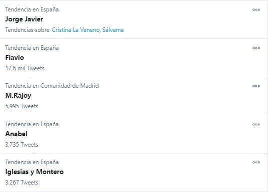 Las tendencias en España y la razón por la que lo