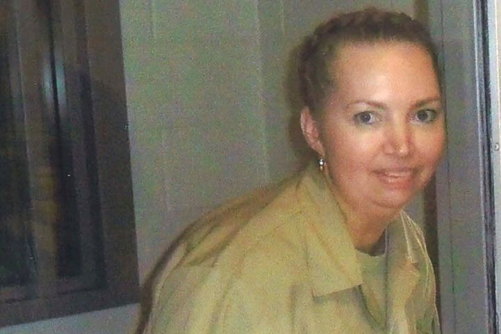 Lisa Montgomery, a federal prison inmate scheduled for execution on Dec. 8, in an undated photograph.