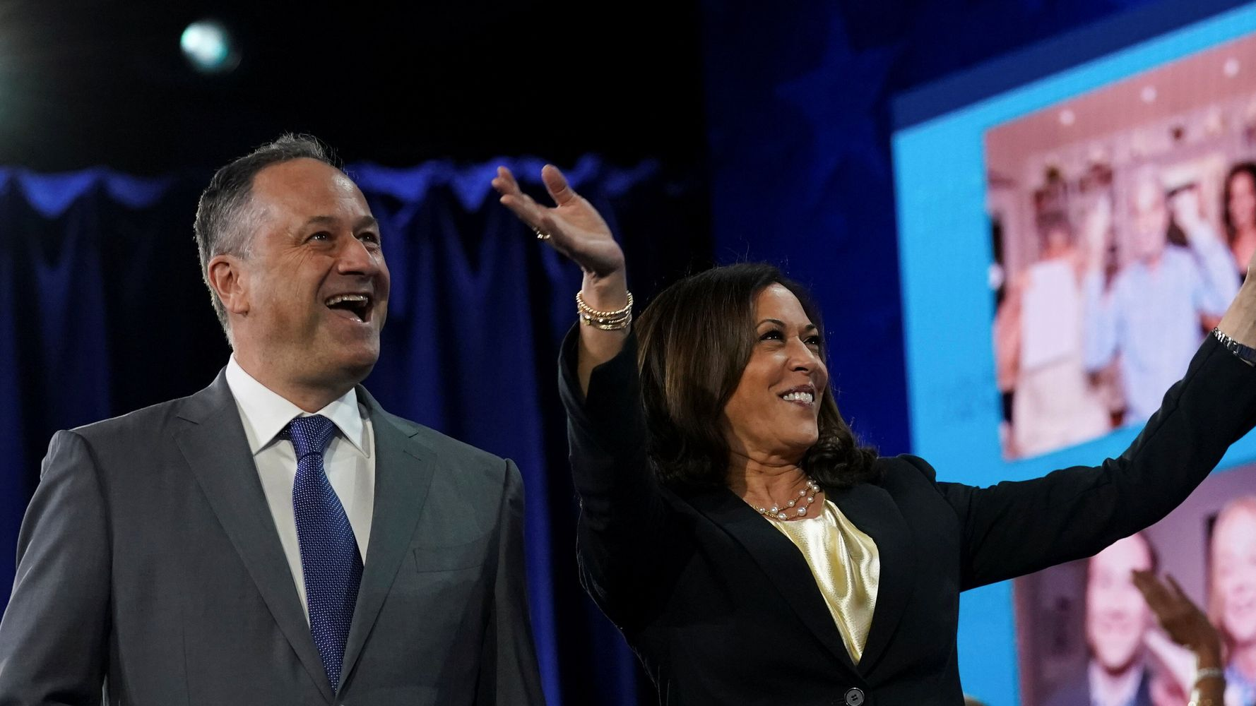 Douglas Emhoff, Kamala Harris' Husband, Leaves Job At Law Firm