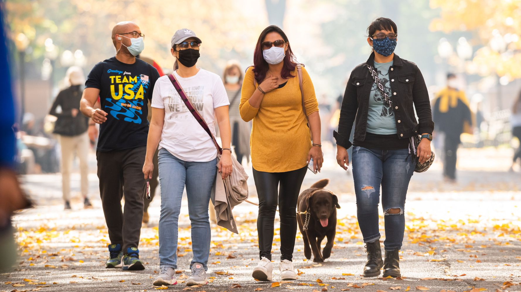 CDC Issues Strongest Endorsement For Masks Yet, Says Small Uptick Could Save $1 Trillion