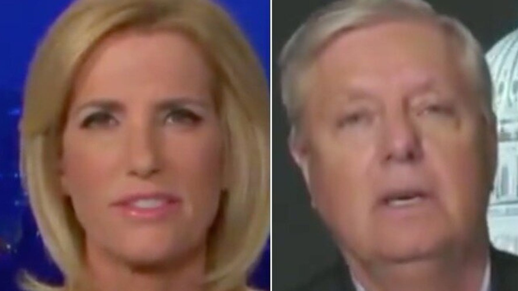Laura Ingraham Scolds Lindsey Graham On Live TV Over His Constant Money Pleas