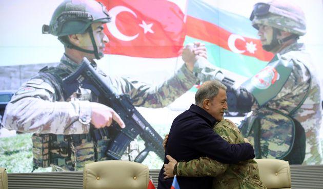 11 Νοεμβρίου 2020 Μπακού - Αζερμπαϊτζάν...