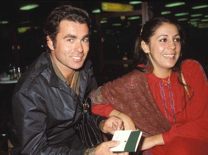 Isabel Pantoja y Francisco Rivera 'Paquirri' en los años ochenta.