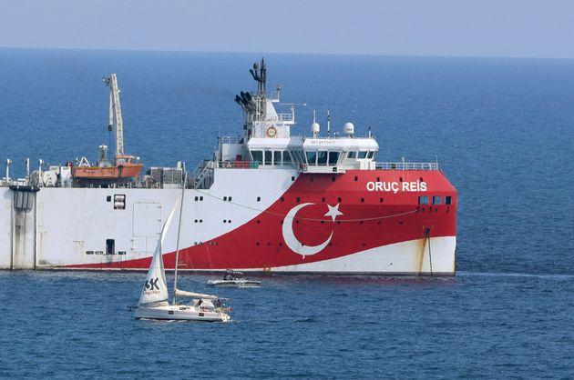Oruc Reis: Νέα τουρκική NAVTEX για το