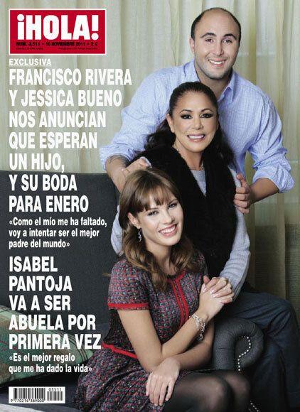 Kiko Rivera y Jessica Bueno anuncian que van a ser padres.