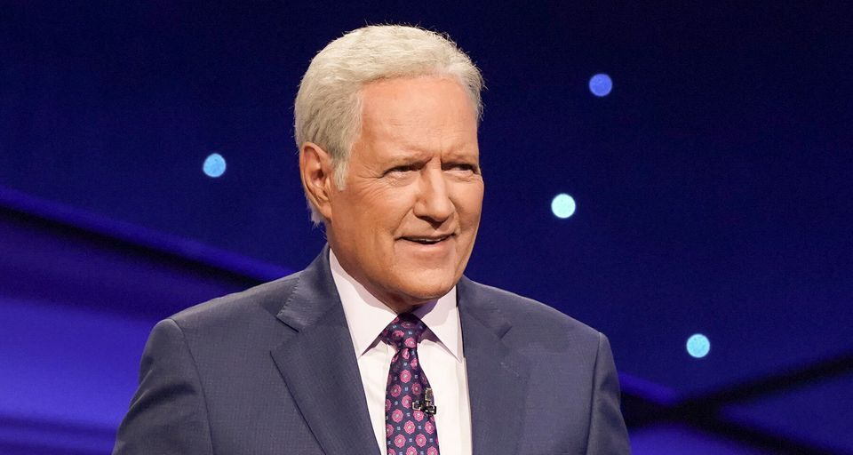 """Alex Trebek, who hosted the quiz show """"Jeopardy!"""" for a record-setting 37 years, died November 8, 2020 at the age of 80"""