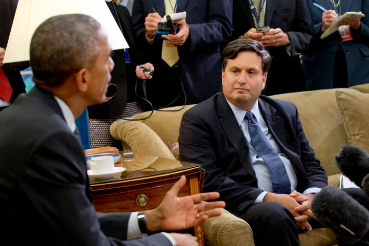 President Barack Obama tapped Ronald Klain to coordinate the United States' response to the Ebola outbreak in Africa in 2014.
