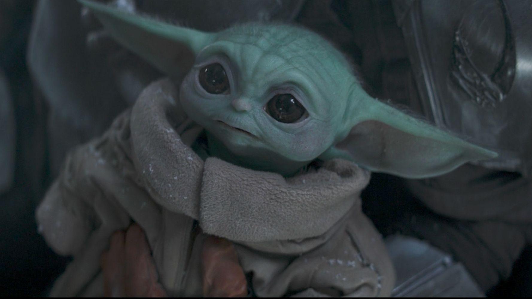 Lucasfilm Exec Defends Disturbing Baby Yoda Moment