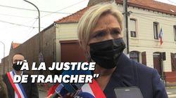 Marine Le Pen ne reconnaît