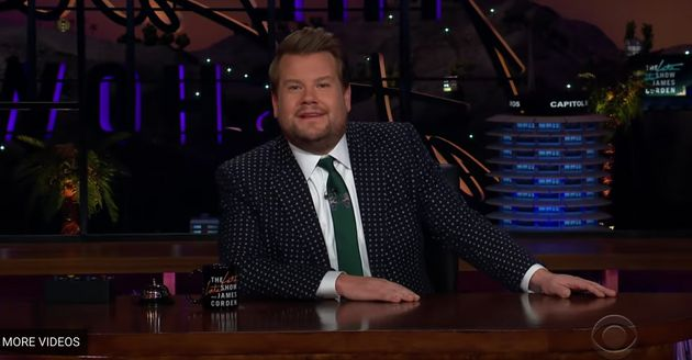 James Corden Roasts Eric Trump For Telling People To Vote A Week Too Late