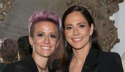 Megan Rapinoe Opens Up About Her 'Sweet,' 'Spontaneous' Engagement To Sue