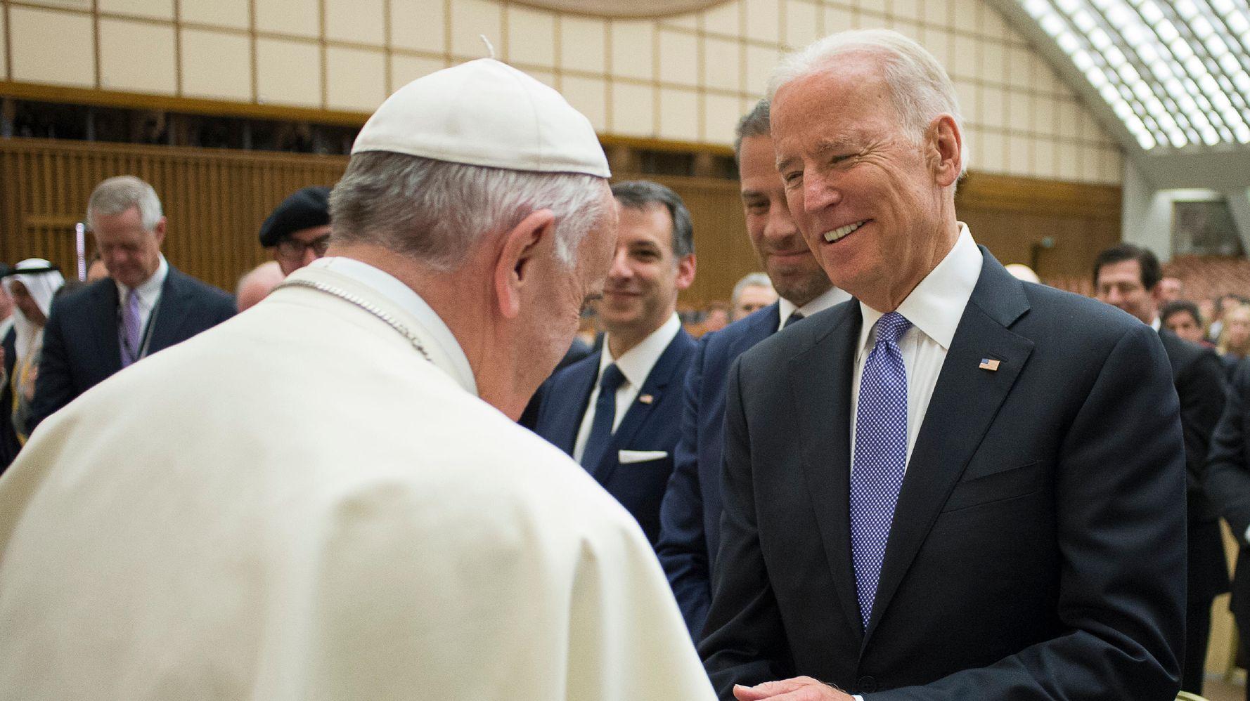 Progressive Catholics Hope Joe Biden Will Highlight The Kinder Side Of Faith