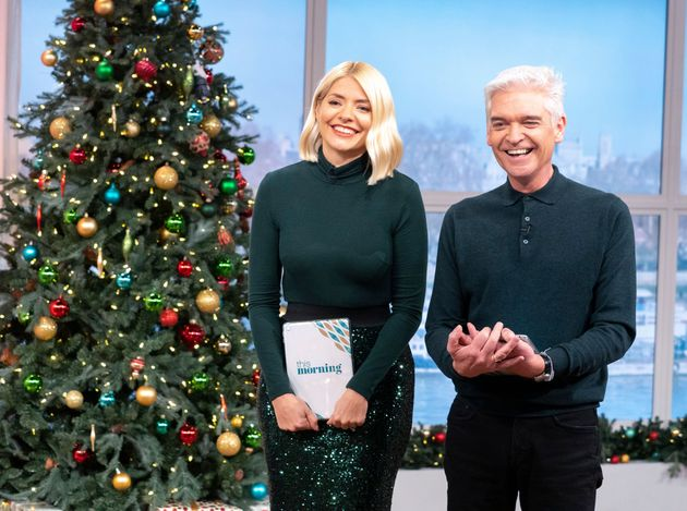 Holly Willoughby andPhillip