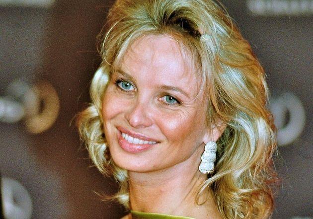 Corinna Larsen, en 2005, en Estoril