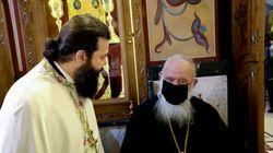 Σε καραντίνα ο Αρχιεπίσκοπος Ιερώνυμος και τα μέλη της Διαρκούς Ιεράς