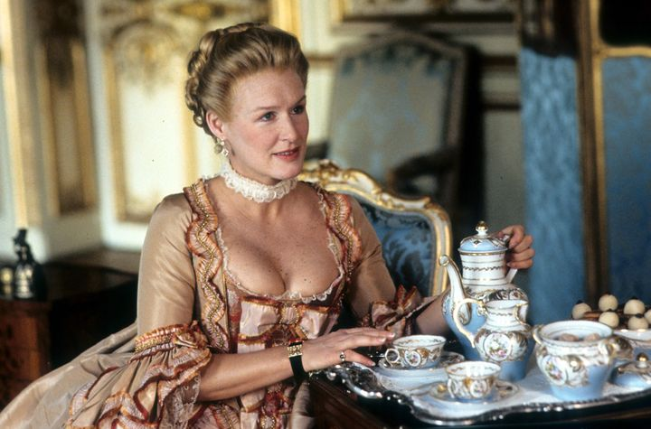 "Close in ""Dangerous Liaisons,"" released in 1988."