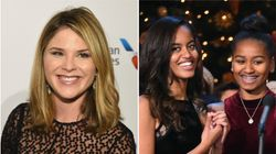 Jenna Bush Hager Posts Sweet Photos Of Giving The Obama Girls A White House