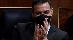 La flor de Sánchez: 198 votos de apoyo récord a los