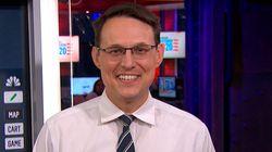 Steve Kornacki Plans To Retire His Iconic Election Night