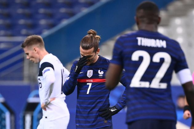 France / Finlande : les Bleus piégés par un 2-0 en amical (11 novembre