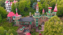 It's Been Quite A Year. Why Not Buy This 16-Bedroom Castle In