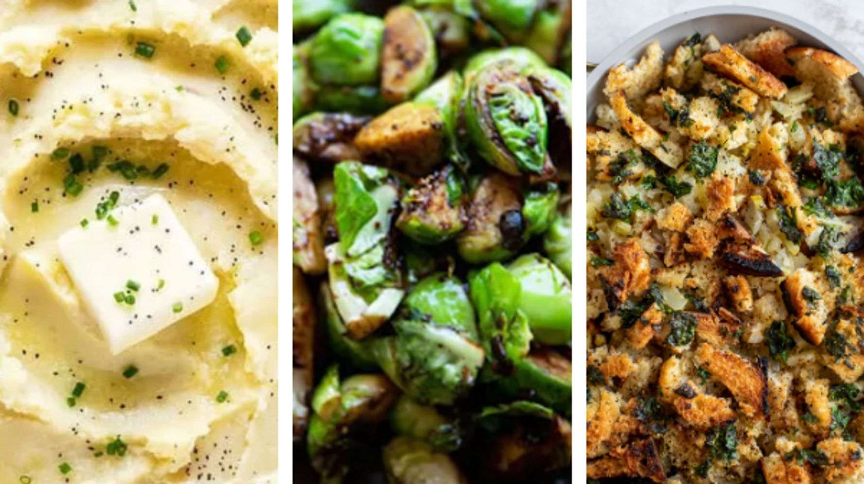 The Healthiest Thanksgiving Sides, Ranked By Nutritionists
