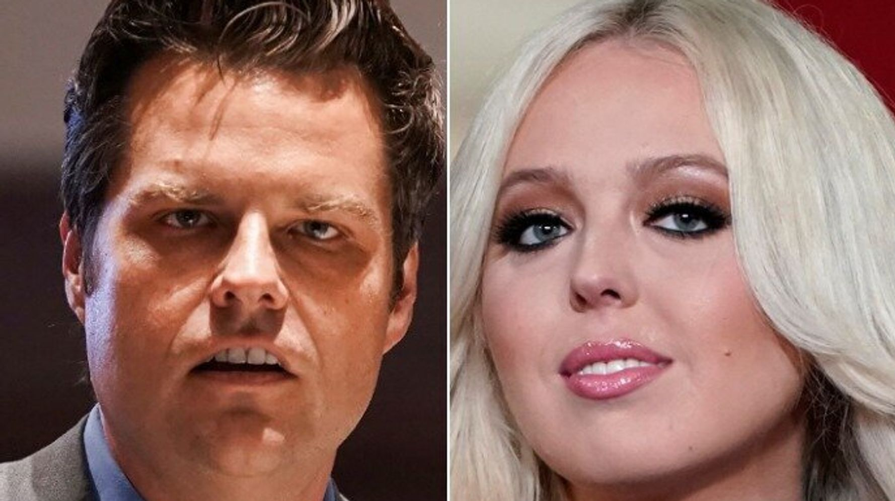 Matt Gaetz's 'Creepy' Tweet To Tiffany Trump Leaves Twitter Users Feeling Gross